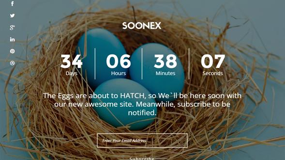 Soonex-Blogger-Template