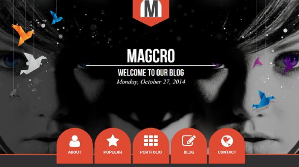 Magcro-Parallax-Responsive-Blogger-Template
