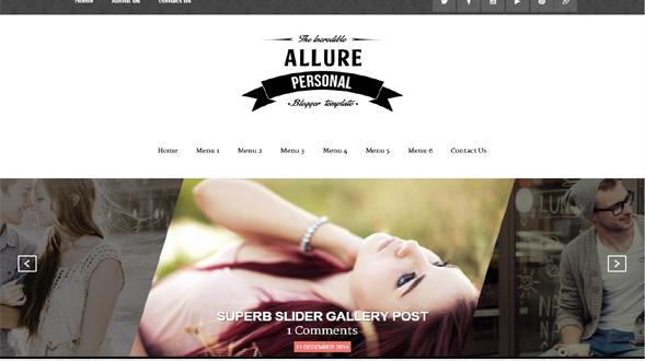 Allure-Blogger-Template1
