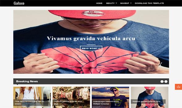 Galaxo-Fashion-Blogger-Template
