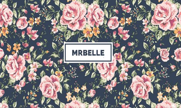 Mr-Belle-Blogger-Template