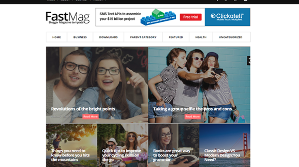 Fast-Mag-Responsive-Blogger-Template