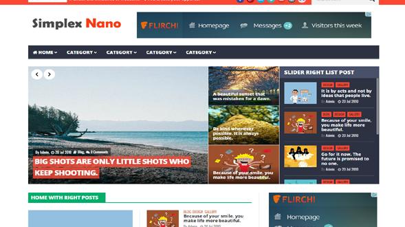 Simple-Nano-Blogger-Template1