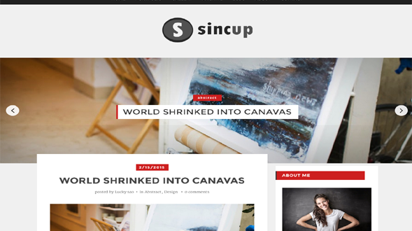 Sincup-Responsive-Blogger-Template1