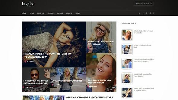 Inspiro-Blogger-Template