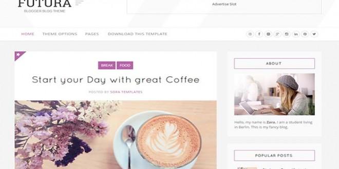 Futura-Blogger-Template1