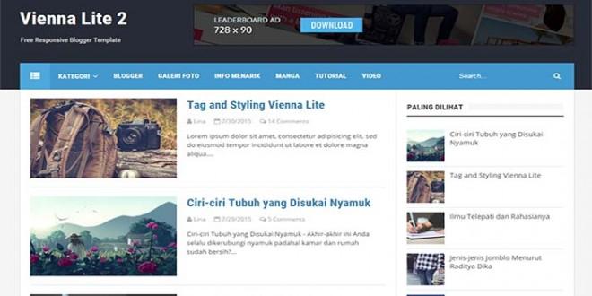 Vienna-Lite-2-Blogger-Template