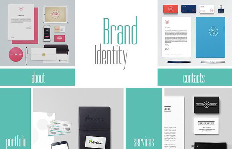 Brand Responsive HTML5 CSS3