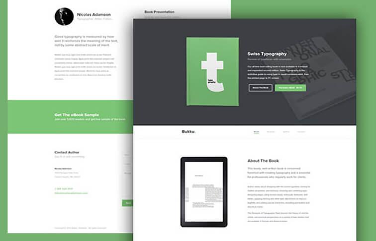 ebook Best Free Responsive HTML5