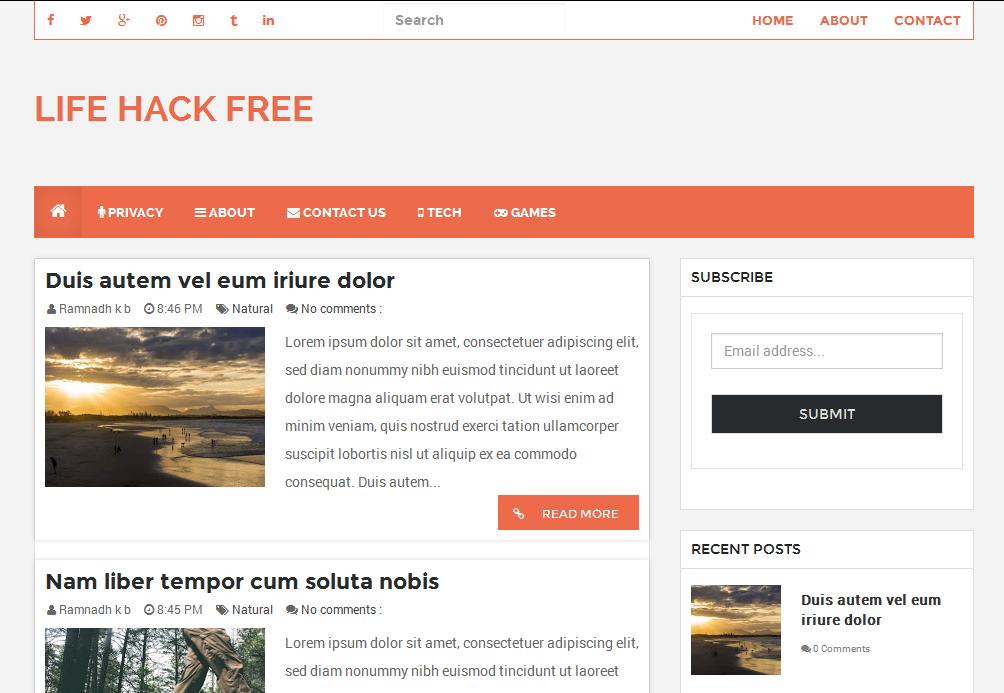 Life-Hack-Responsive-Blogger-Template