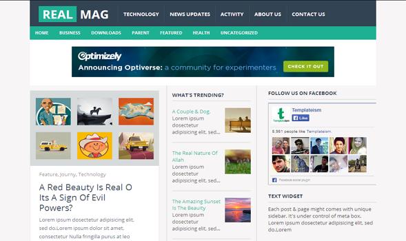 RealMag-Responsive-Blogger-Template