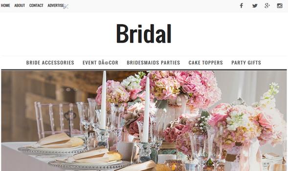 Bridal-Beauty-Blogger-Template