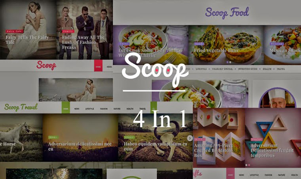 Scoop-Multipurpose-Blogger-Template