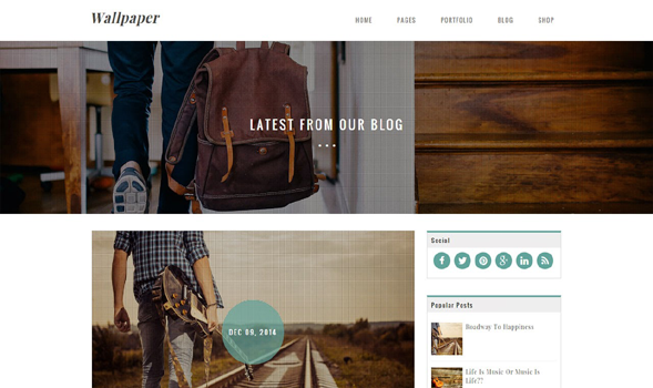 WallPaper-Magazine-Blogger-Template