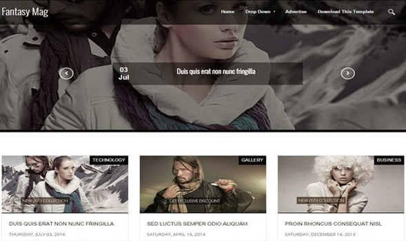 Fantasy-Mag-Blogger-Template