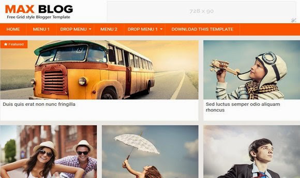 Max-Blog-Responsive-Blogger-Template