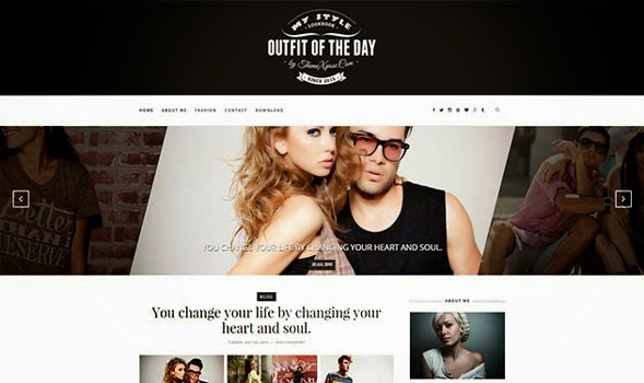 Outfit-Clean-Blogger-Template