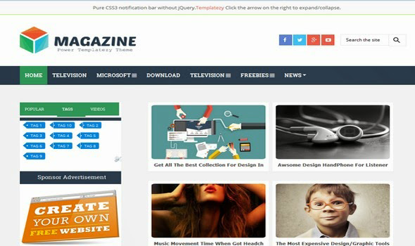 Magazine-Responsive-Blogger-Template