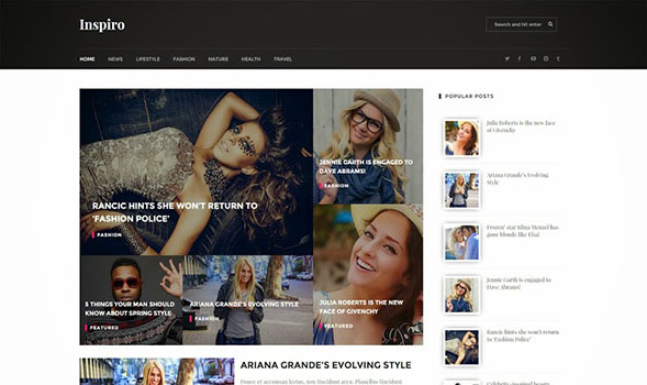 Inspiro-Multipurpose-Blogger-Template