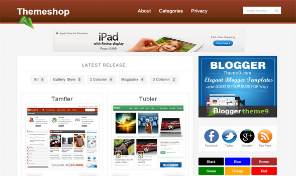 Theme-Shop-Blogger-Template