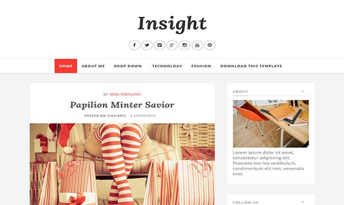 Insight-Blogger-Template