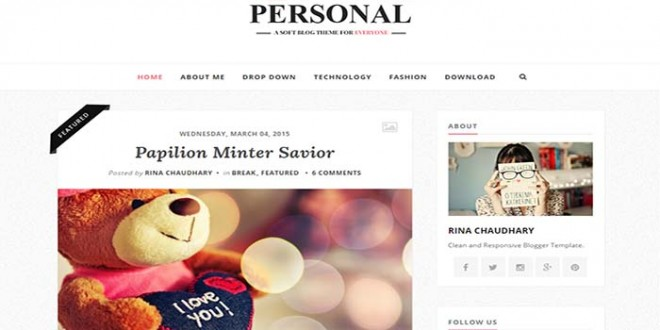 Personal-Blogger-Template1