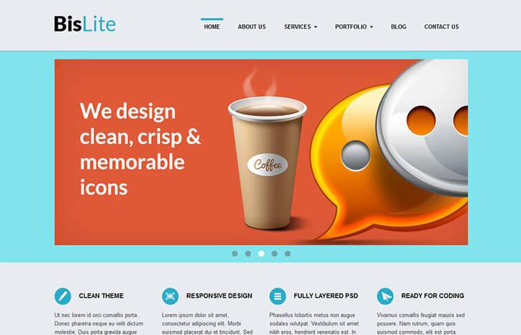 BisLite Best Free Responsive