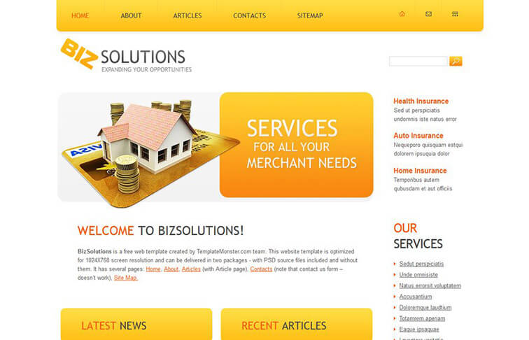 Solutions Best Free Responsive