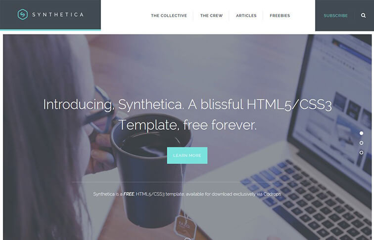 Synthetica Best Free Responsive